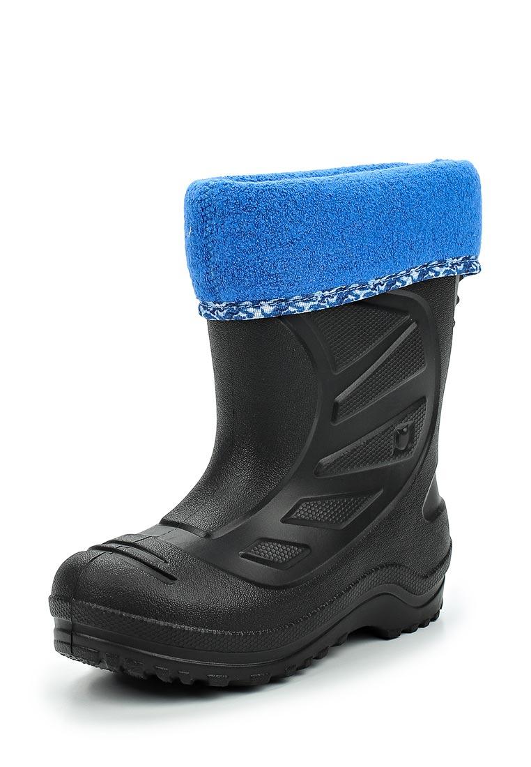 Резиновая обувь для мальчиков Котофей 365001-13