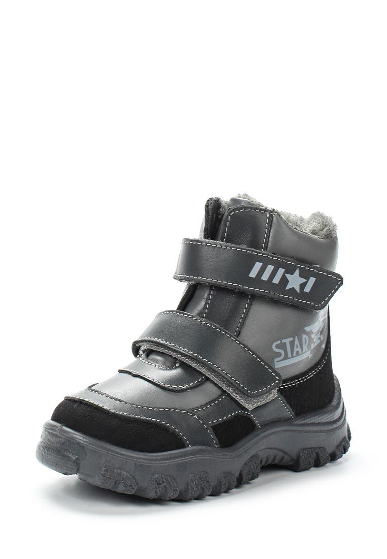 Ботинки для мальчиков Котофей 452088-42