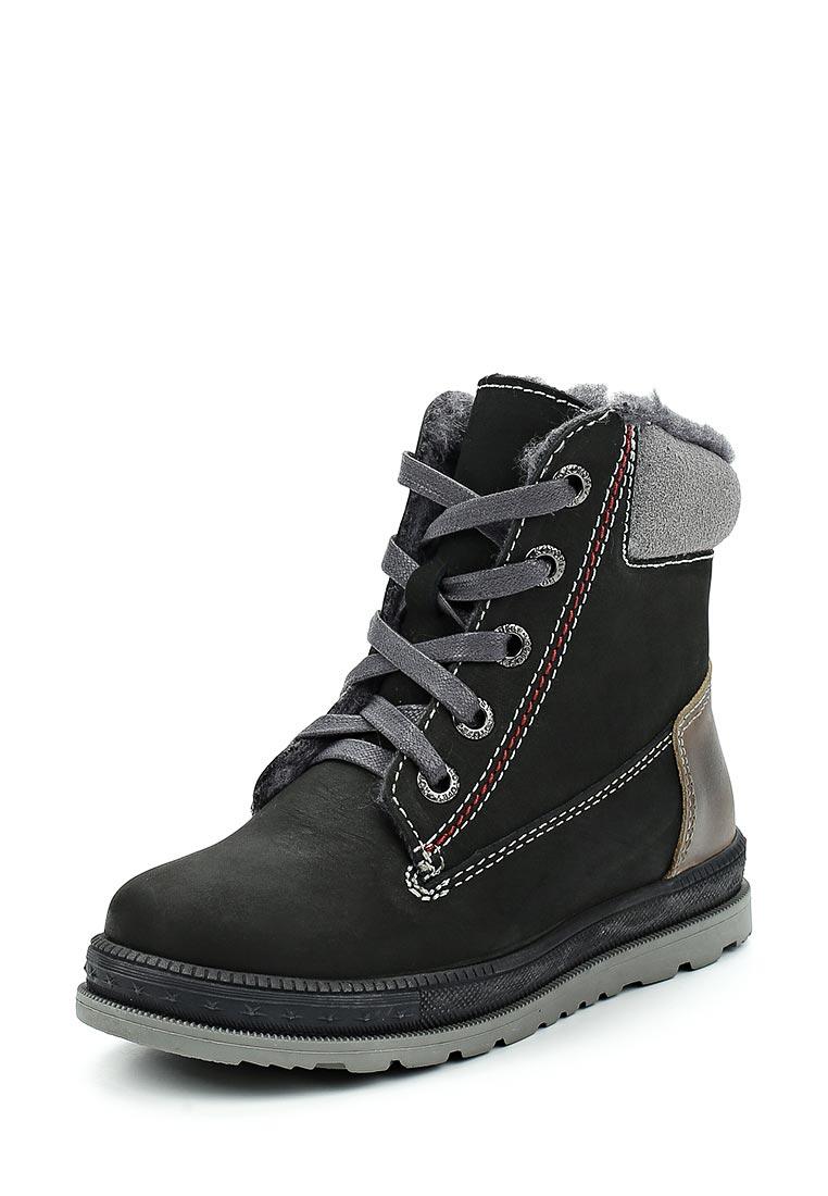 Ботинки для мальчиков Котофей 552025-42