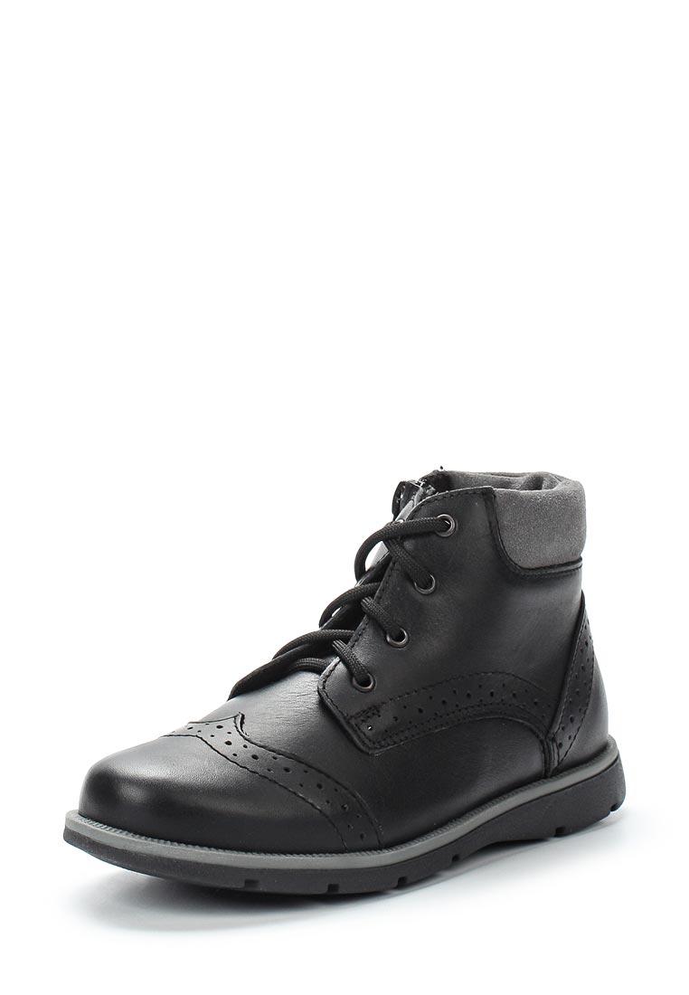 Ботинки для мальчиков Котофей 552093-31