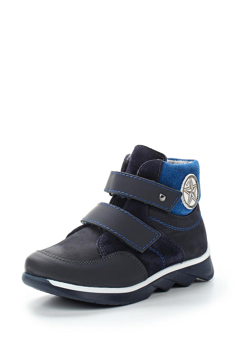 Ботинки для мальчиков Котофей 552096-31