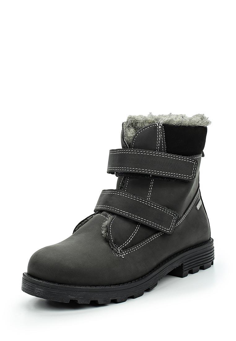 Ботинки для мальчиков Котофей 652048-41