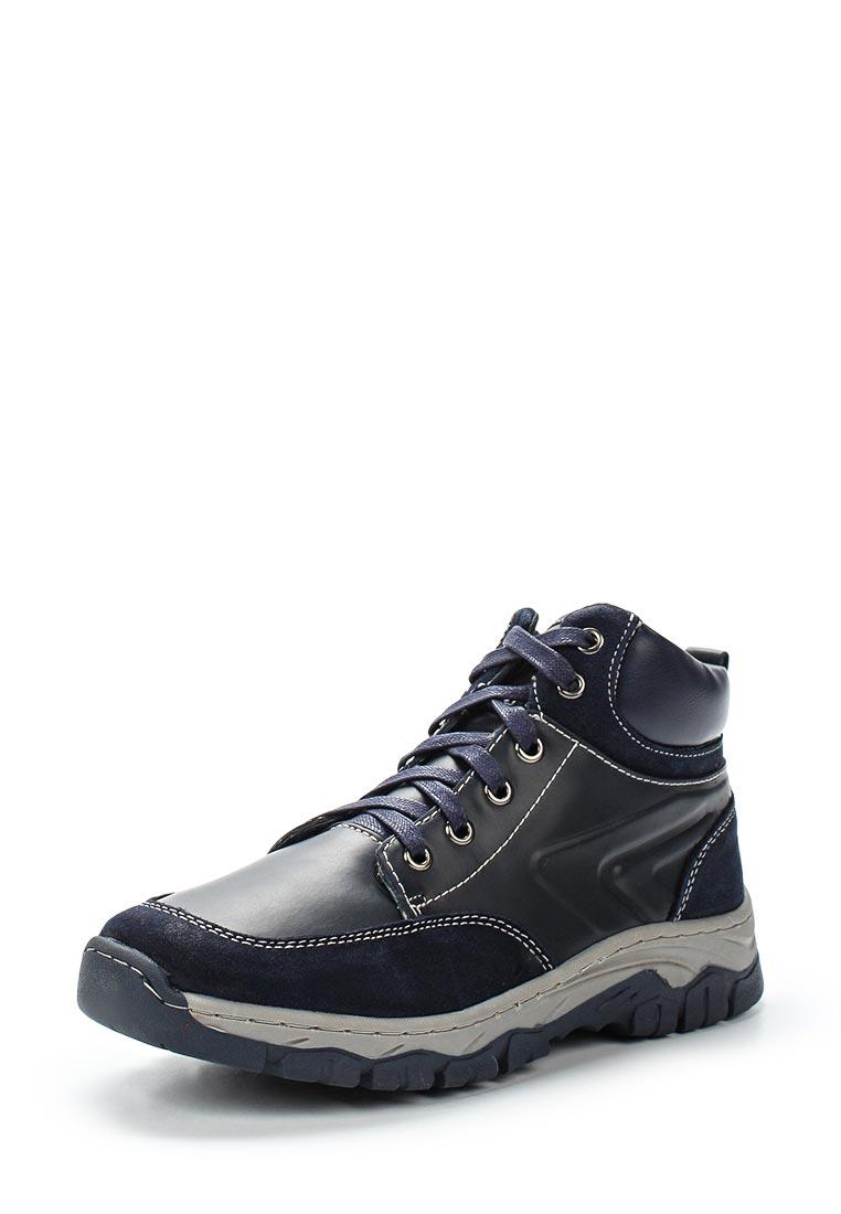 Ботинки для мальчиков Котофей 652075-42