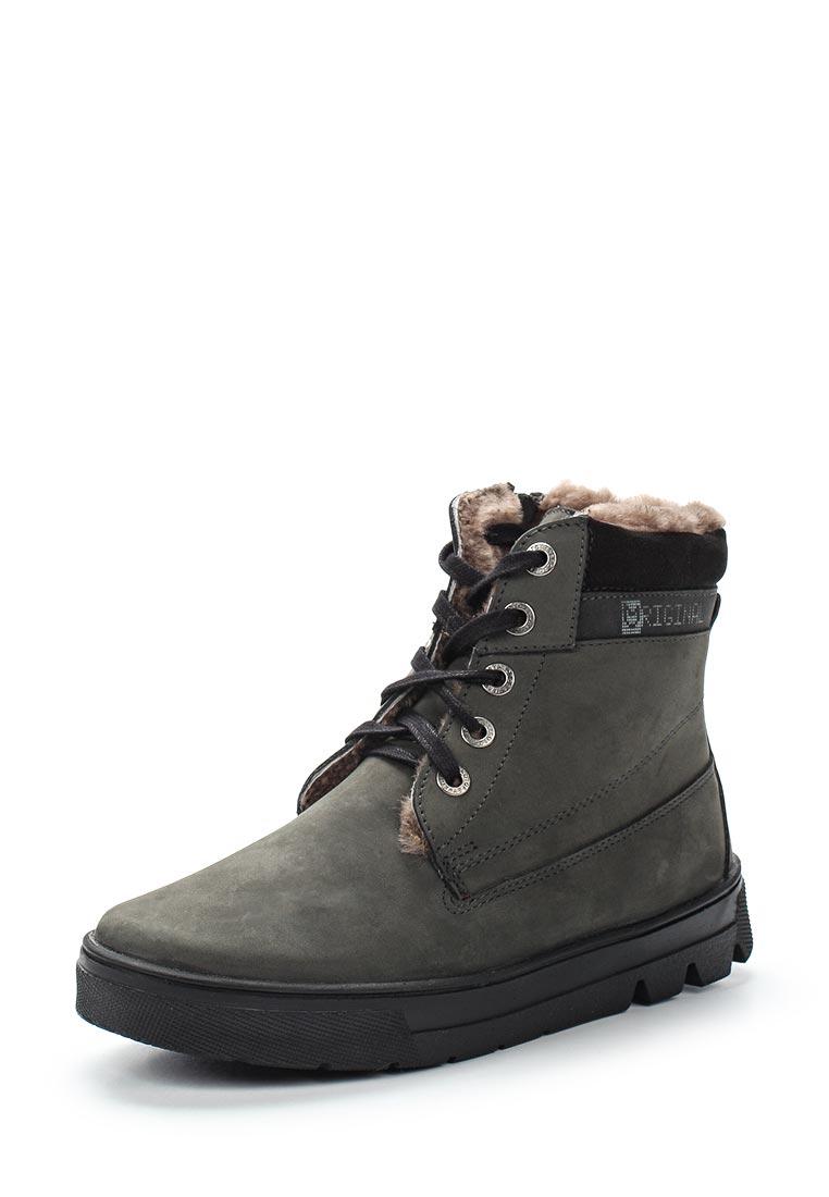 Ботинки для мальчиков Котофей 752073-51