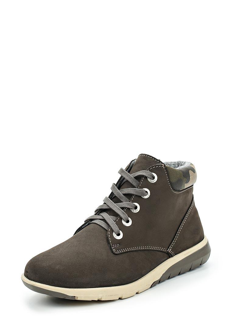 Ботинки для мальчиков Котофей 752084-33
