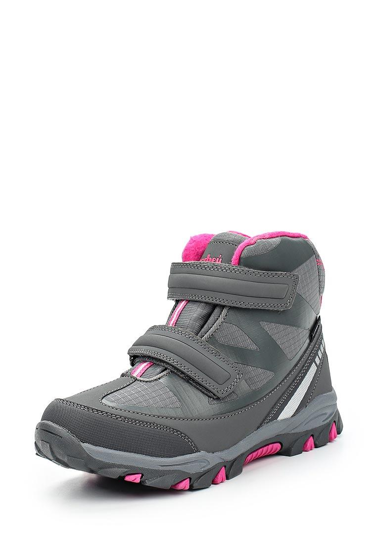 Ботинки для мальчиков Котофей 754921-41
