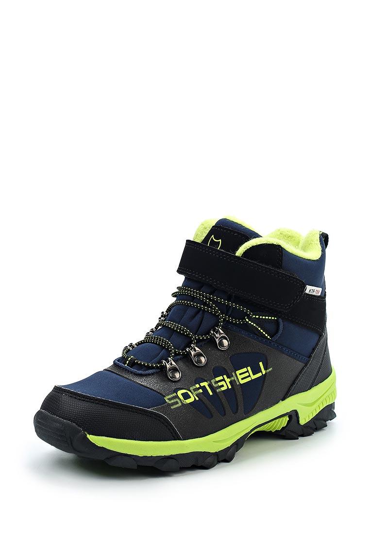 Ботинки для мальчиков Котофей 754923-42