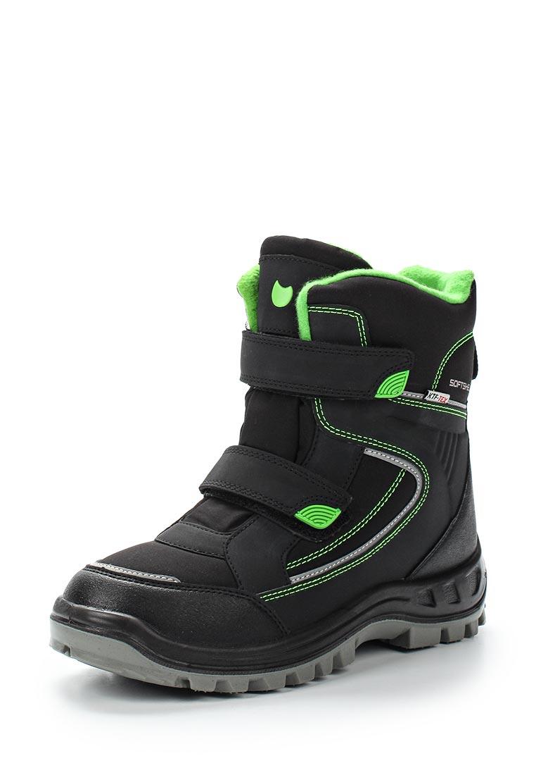 Ботинки для мальчиков Котофей 754927-41