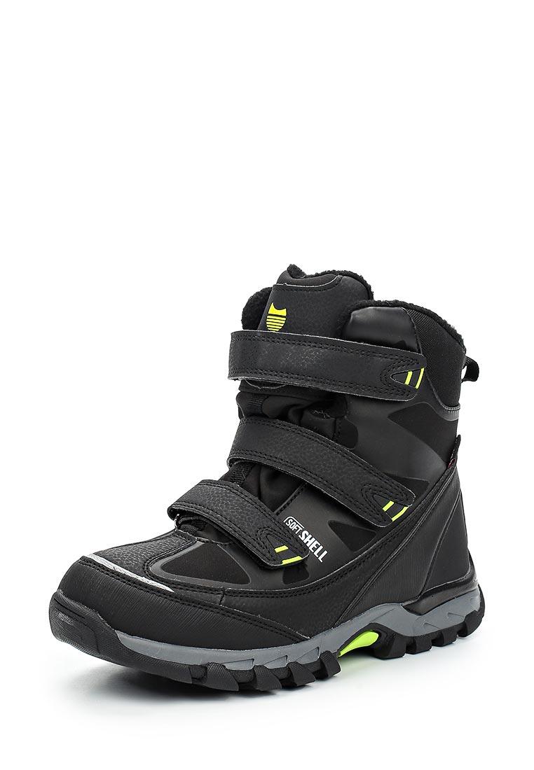 Ботинки для мальчиков Котофей 754931-41