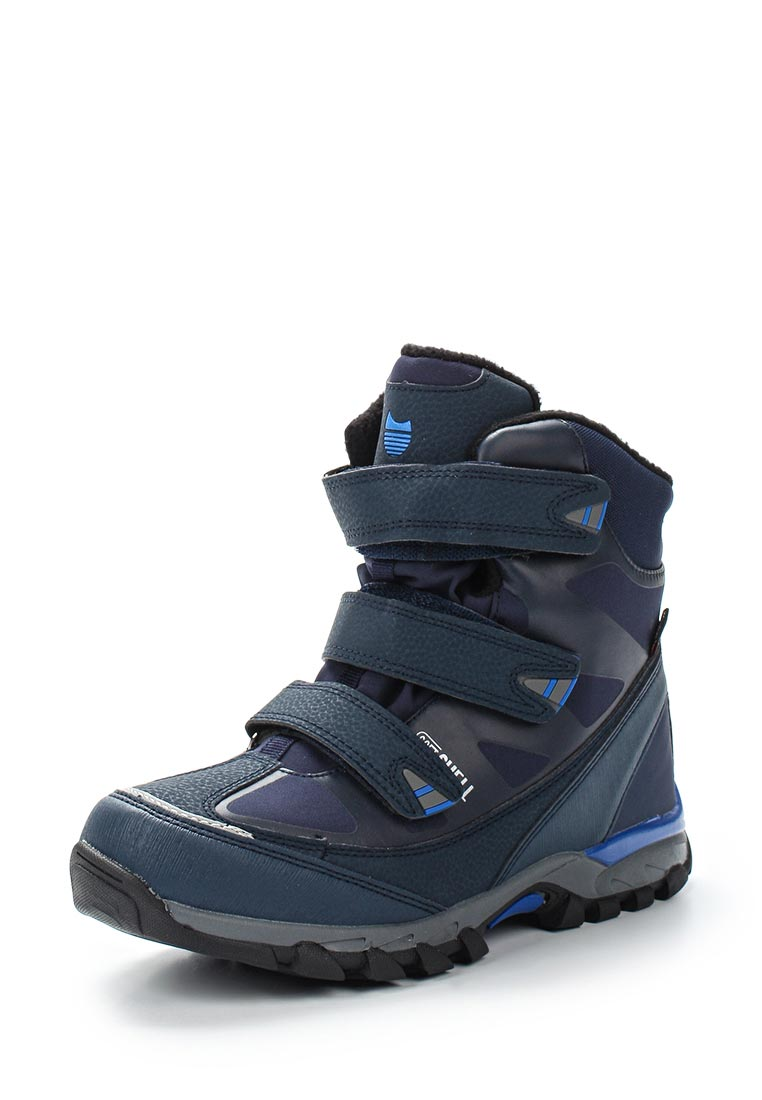 Ботинки для мальчиков Котофей 754931-42