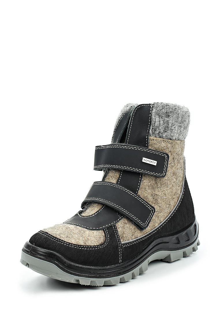 Ботинки для мальчиков Котофей 757000-42