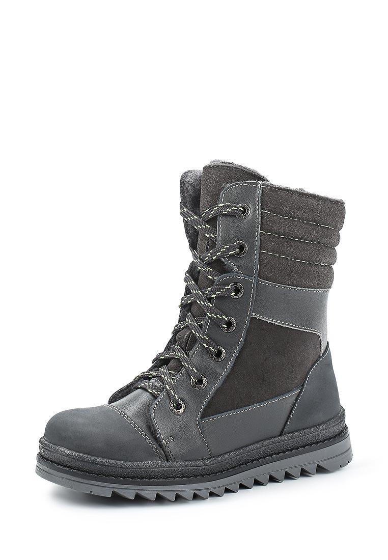 Ботинки для мальчиков Котофей 552073-42