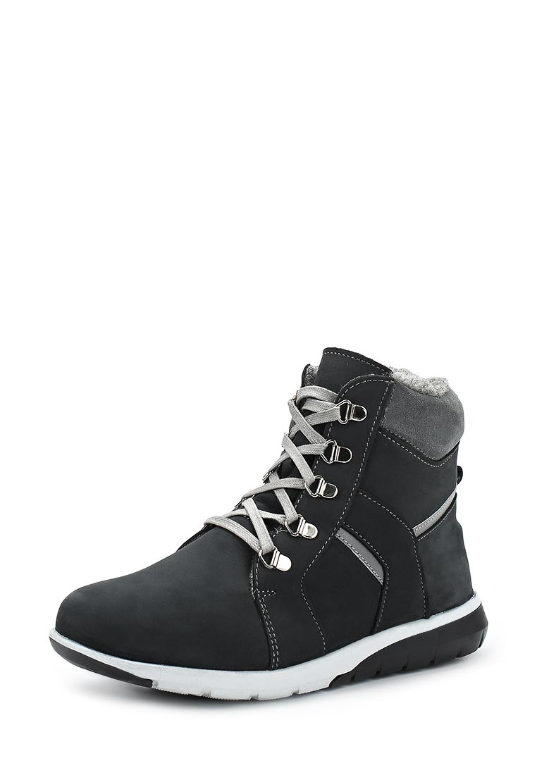 Ботинки для мальчиков Котофей 752092-41