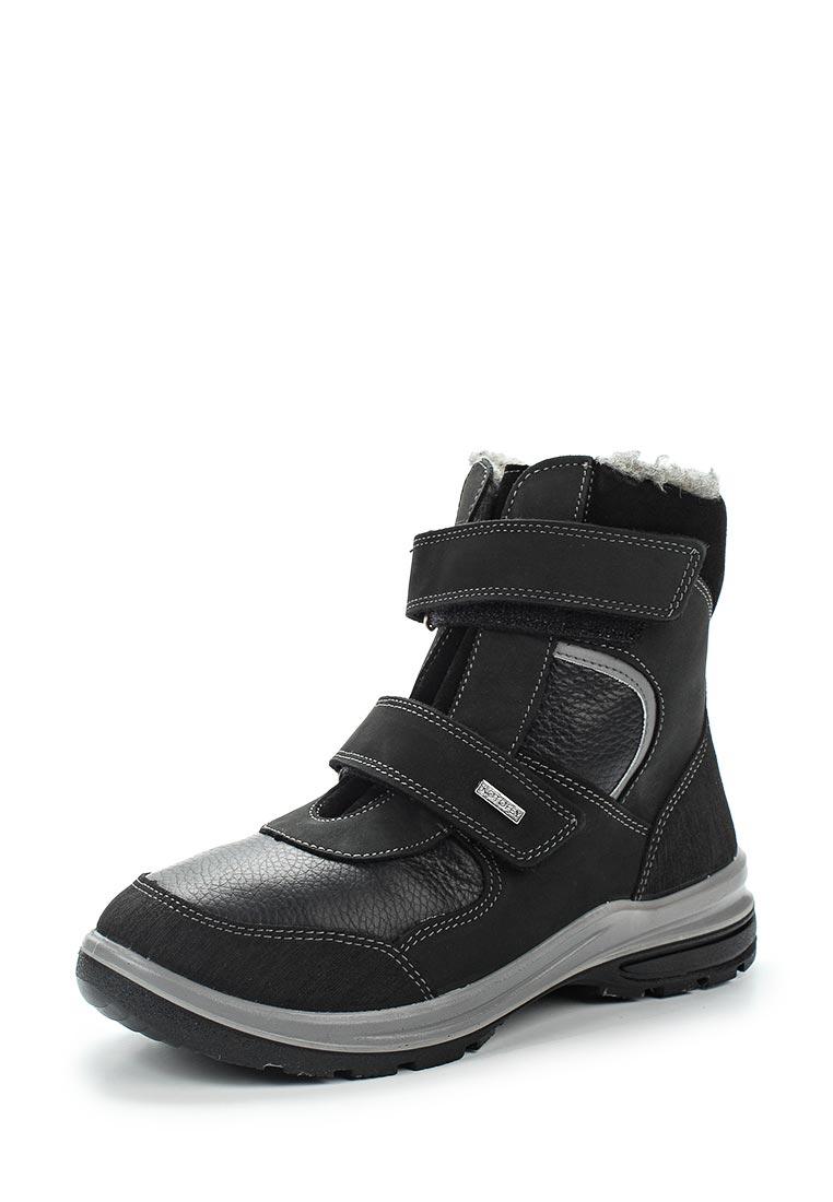 Ботинки для мальчиков Котофей 752102-42