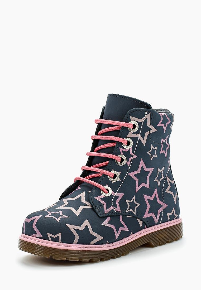 Ботинки для девочек Котофей 352140-31
