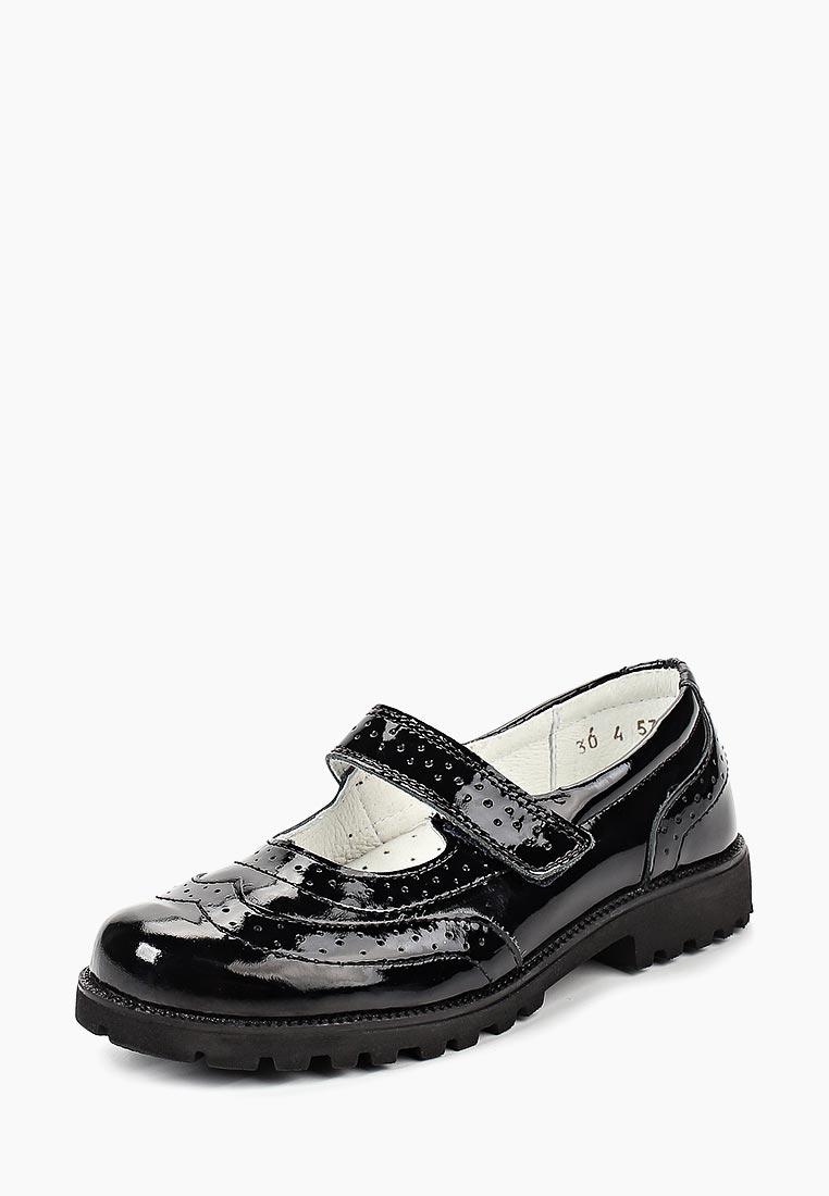Туфли для девочек Котофей 532168-21