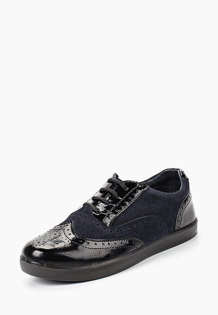 Ботинки для девочек Котофей 632236-21