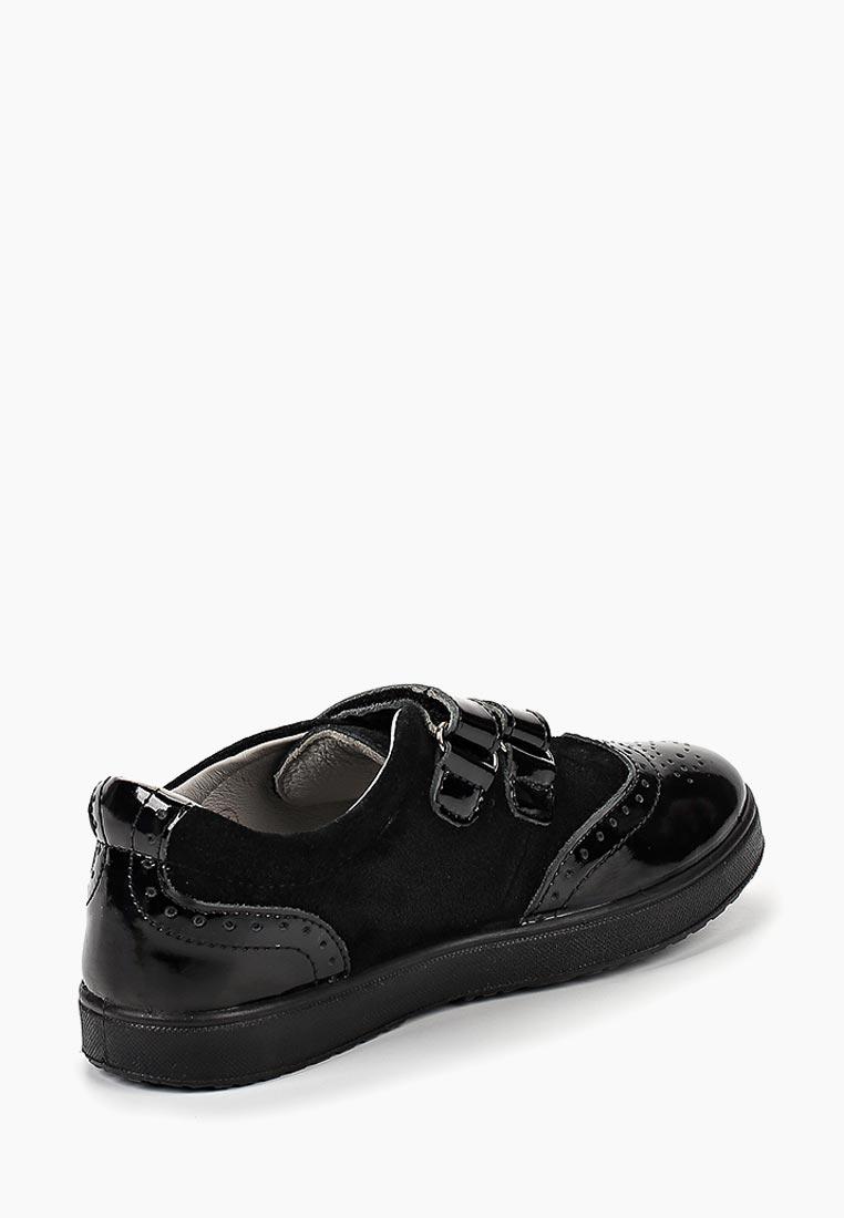 Ботинки для девочек Котофей 632257-22: изображение 2