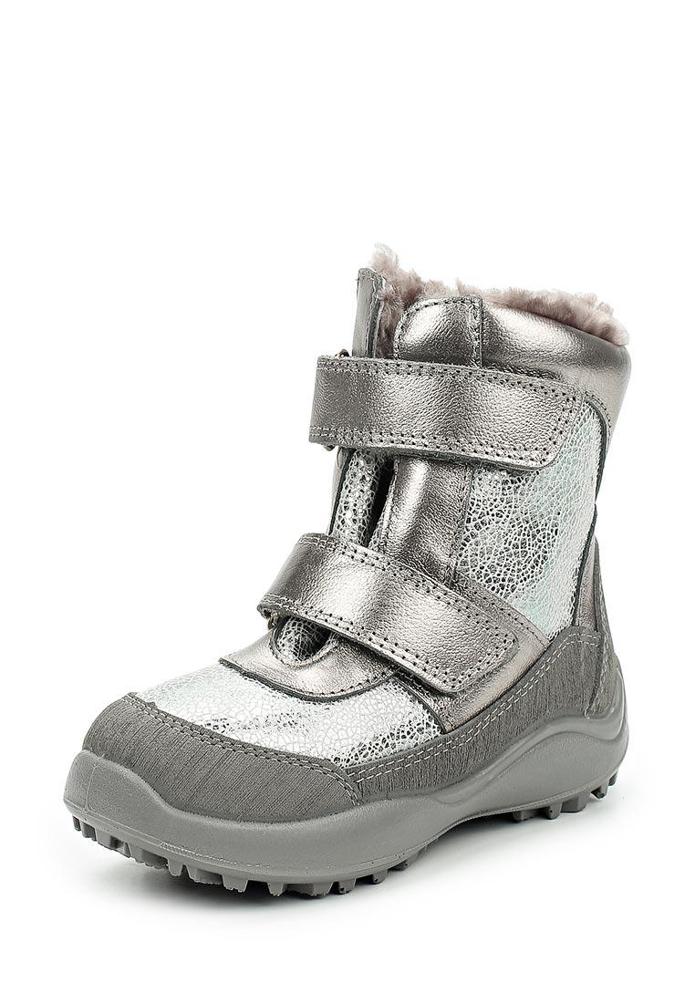 Ботинки для девочек Котофей 352161-51