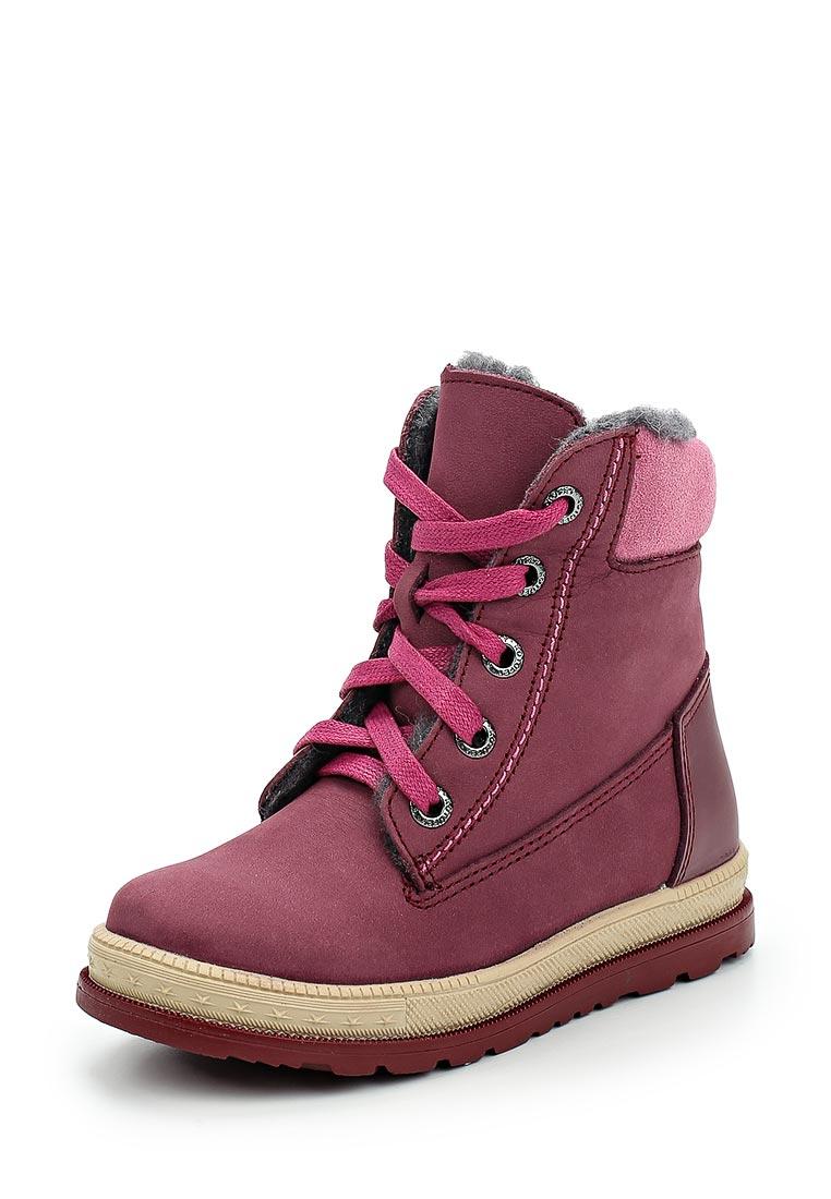 Ботинки для девочек Котофей 552025-46
