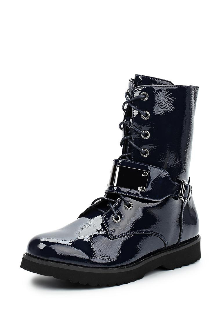 Ботинки для девочек Котофей 654024-31