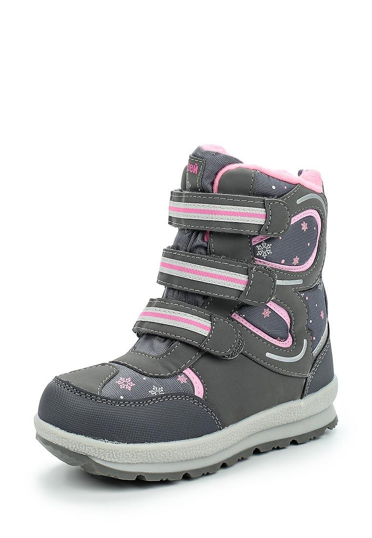 Ботинки для девочек Котофей 654936-41