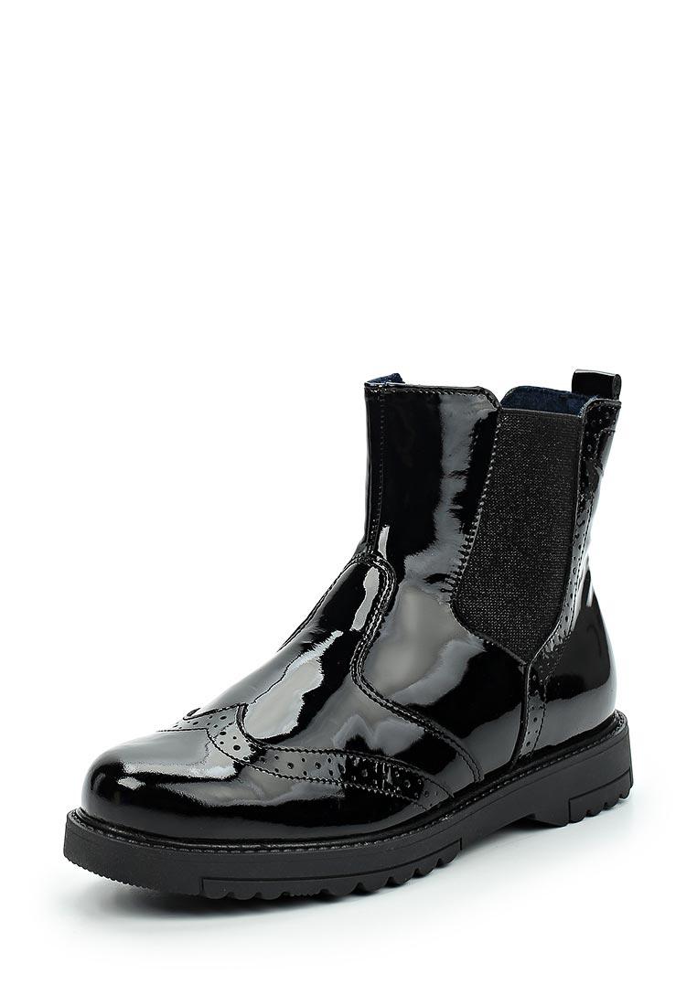 Ботинки для девочек Котофей 662127-31
