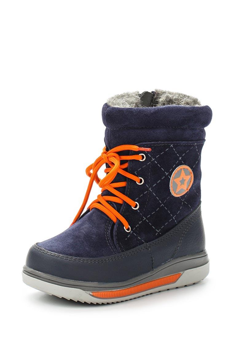 Ботинки для девочек Котофей 362068-42