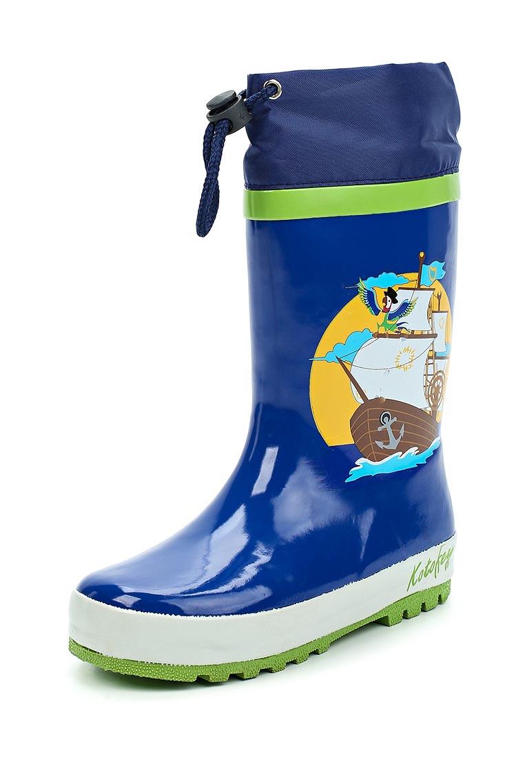 Резиновая обувь Котофей 366161-11