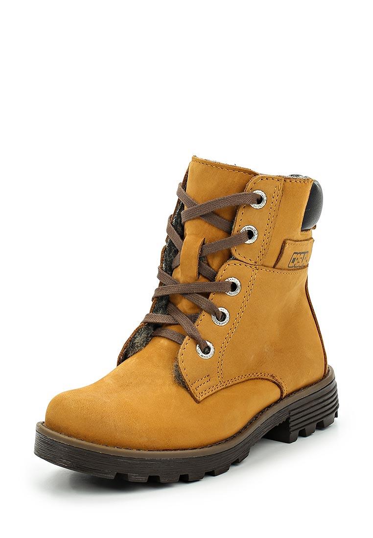 Ботинки для девочек Котофей 552044-42