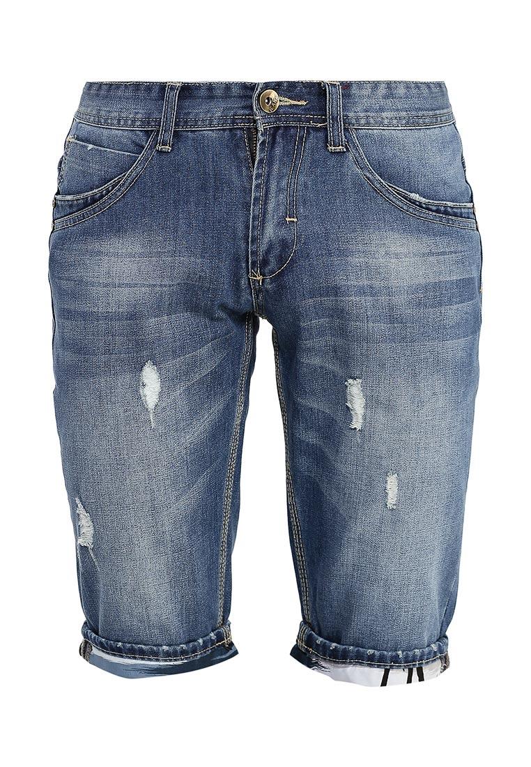 Мужские джинсовые шорты Kruebeck 63520
