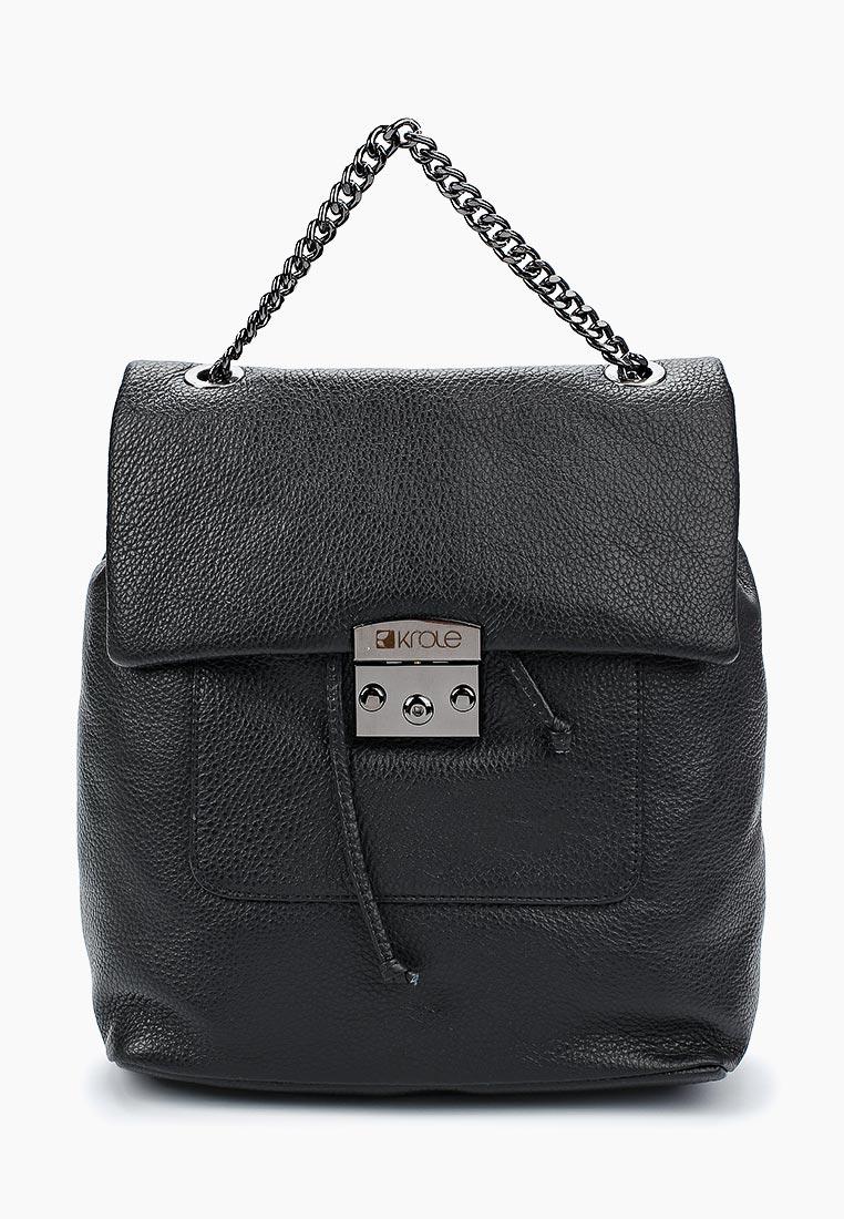 Городской рюкзак KROLE KR17015 BLACK