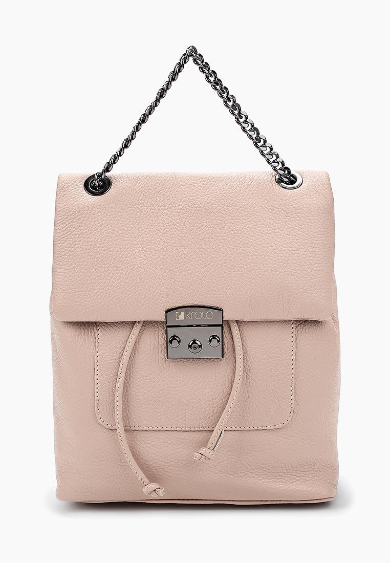 Городской рюкзак KROLE KR17015 ROSE