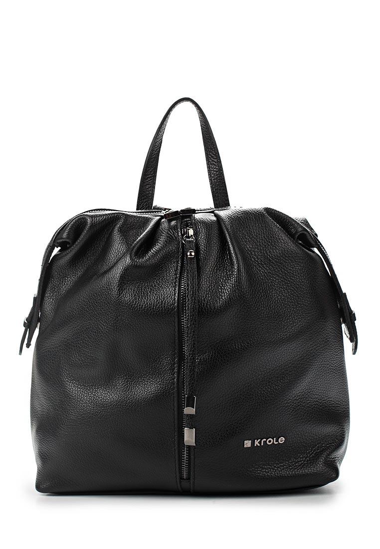 Городской рюкзак KROLE KR16025 BLACK