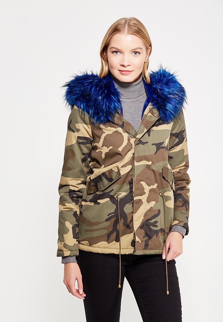 Утепленная куртка K.Zell 7943