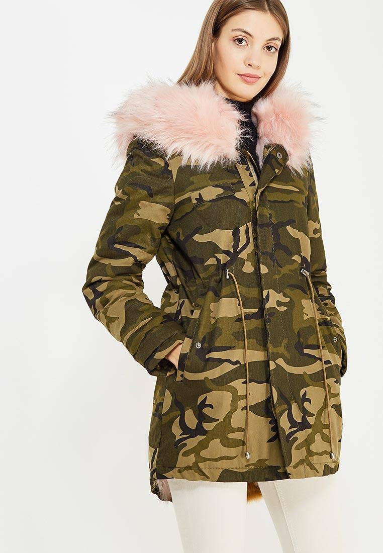 Утепленная куртка K.Zell 8029