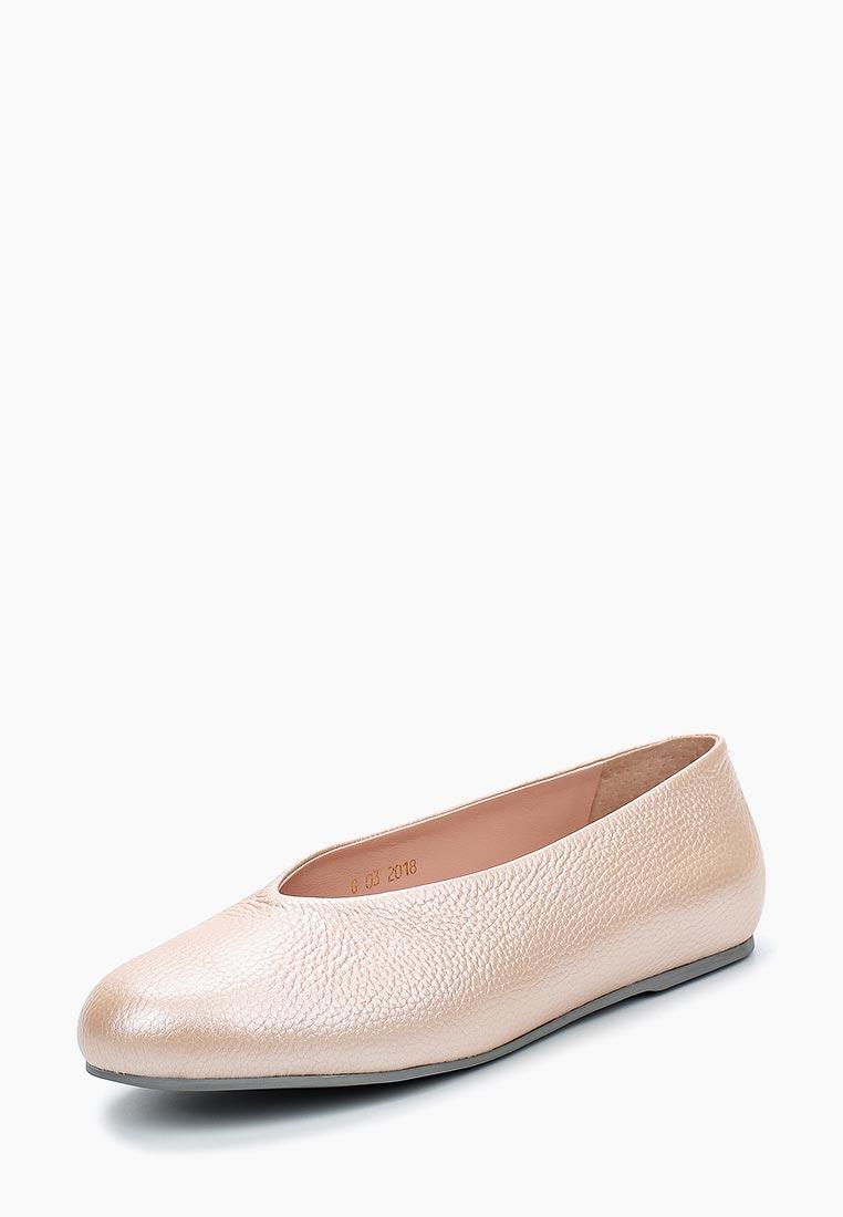 Женские туфли L37 P_HAPPY_SS65