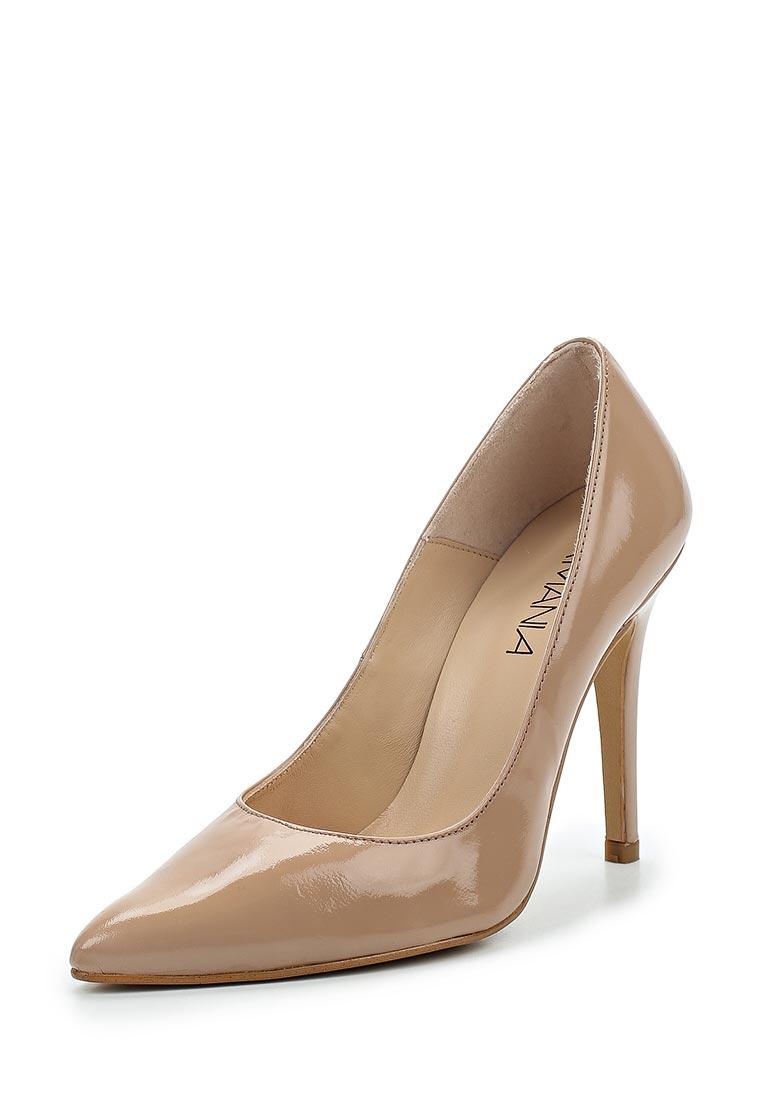 Женские туфли Lamania LO-550