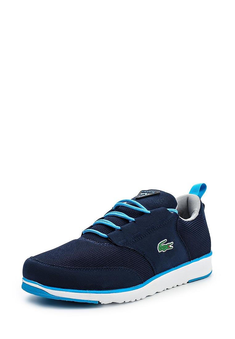 Мужские кроссовки Lacoste (Лакост) 733SPM1026NV1