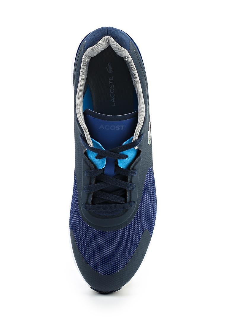 Мужские кроссовки Lacoste (Лакост) SPM1018NV1: изображение 3