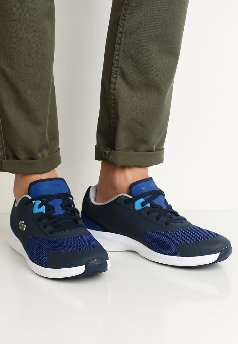 Мужские кроссовки Lacoste (Лакост) SPM1018NV1: изображение 4