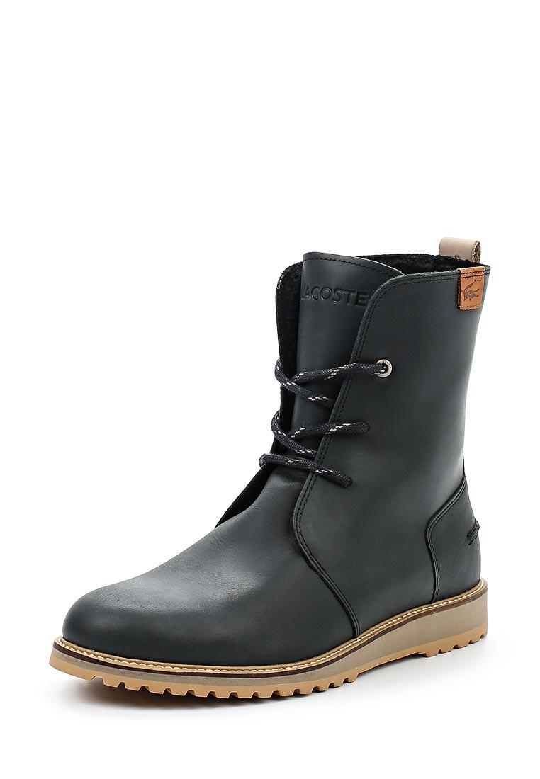 Женские ботинки Lacoste (Лакост) 734CAW0002024