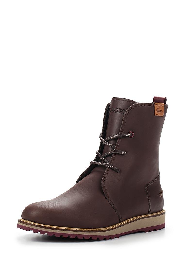 Женские ботинки Lacoste (Лакост) 734CAW0002176