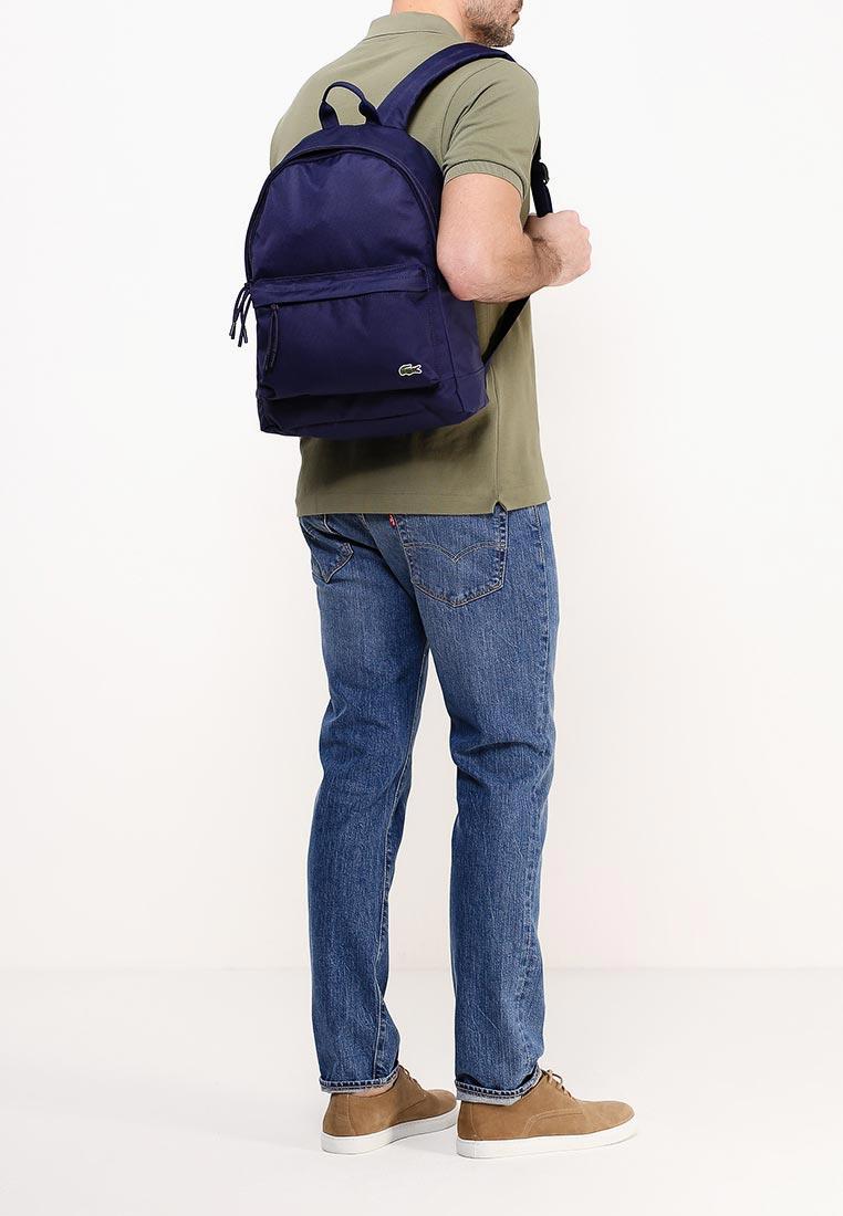 Городской рюкзак Lacoste (Лакост) NH1595NE992: изображение 4