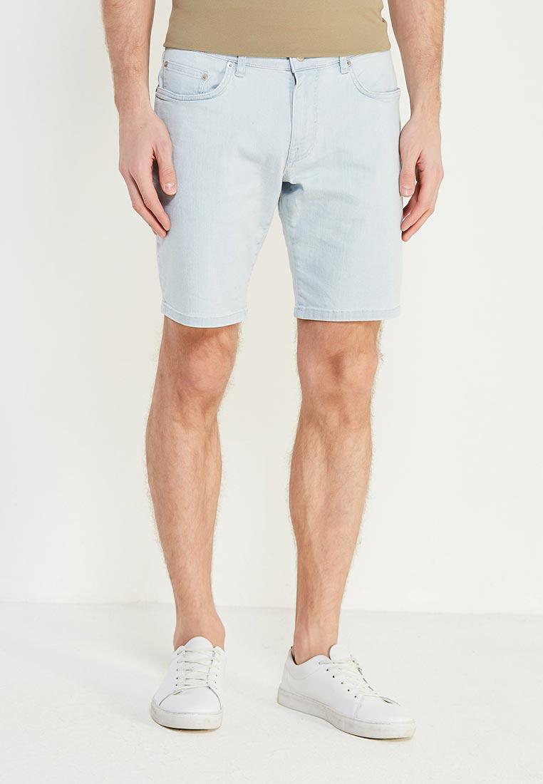 Мужские джинсовые шорты Lacoste (Лакост) FH080202M