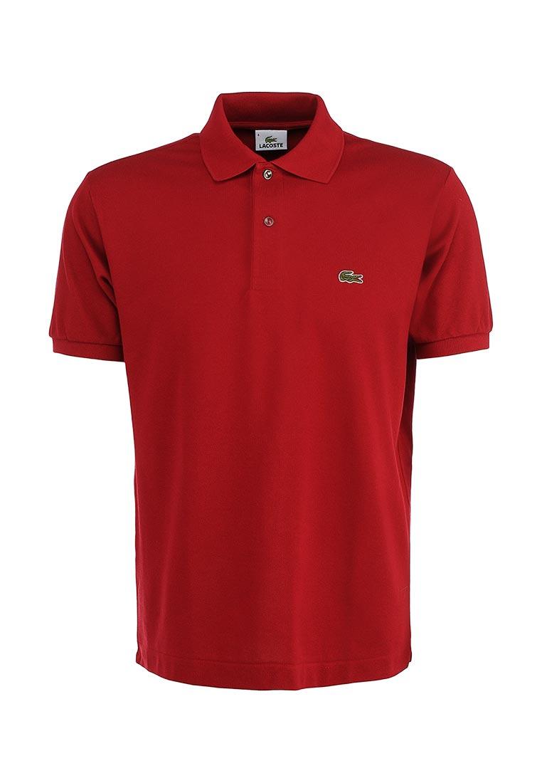 Мужские футболки поло Lacoste (Лакост) L1212476