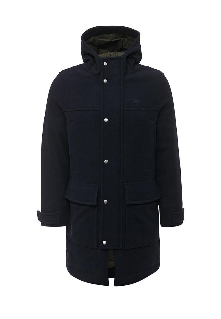 Мужские пальто Lacoste (Лакост) BH8458FTJ