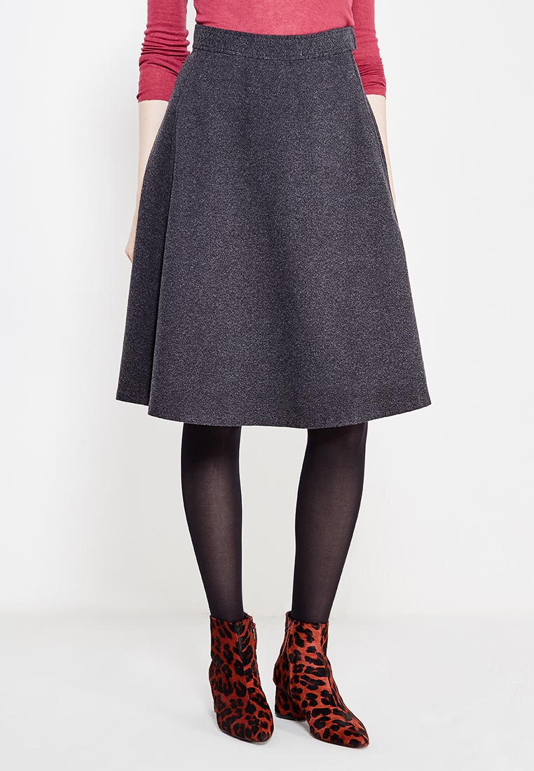 Широкая юбка Lacoste (Лакост) JF8891T35