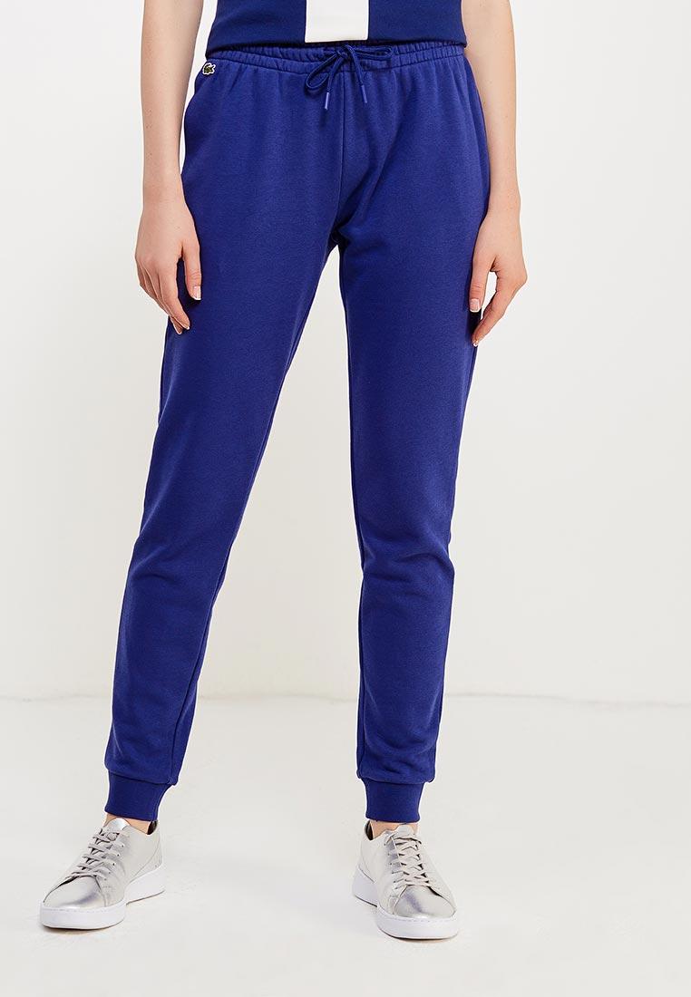 Женские спортивные брюки Lacoste (Лакост) XF3168S2P