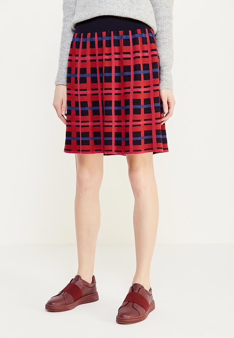 Широкая юбка Lacoste (Лакост) JF7640Q5F